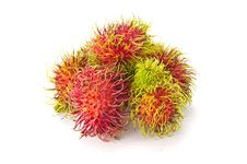 Free Rambutan Stock Photography - 19833882