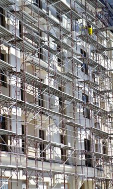 Free Scaffold Stock Photo - 19835070