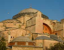 Free Hagia Sophia, Istanbul Royalty Free Stock Images - 19835249