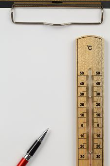 Free Temperature Measurement Stock Images - 19838334