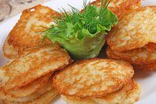 Free Pancakes 5 Royalty Free Stock Image - 19839066
