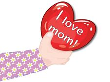 Free Mom Day Royalty Free Stock Photo - 19839715