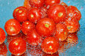 Free Fresh Tomatoes In Water And Splashes Royalty Free Stock Photo - 19840305