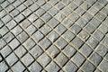 Free Checkered Stone Pavement Royalty Free Stock Photo - 19842845