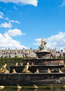 Free Decorative Gardens With Fountain At Versailles Stock Image - 19845601