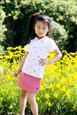 Free Chinese Lovely Girl Royalty Free Stock Images - 19845819