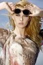 Free Beautiful Girl In Sunglasses Royalty Free Stock Photo - 19846415