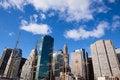 Free New York City Skyline Royalty Free Stock Photos - 19847088