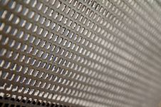 Free Closeup Of Shiny Metal Mesh Stock Photos - 19840683