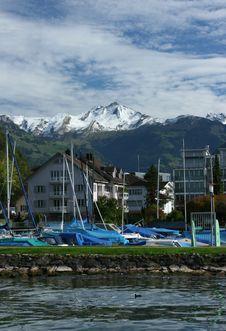 Free Lake Lucerne Stock Photography - 19840882