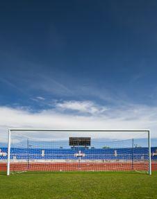 Free Goal Stock Image - 19841231