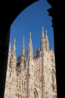 Free Milan Cathedral Stock Photos - 19841313