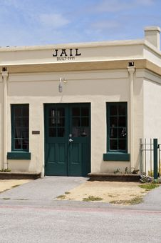Free Historic Jail Stock Image - 19842191
