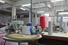 Free Textile Machine Stock Photography - 19842332