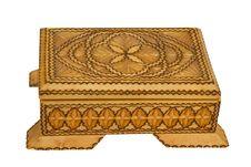 Free Wooden Casket Handmade Stock Image - 19843321