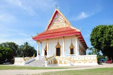 Free Thai Sanctuary Royalty Free Stock Image - 19843396