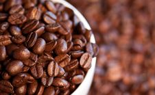 Free Coffee Beans Stock Image - 19843821