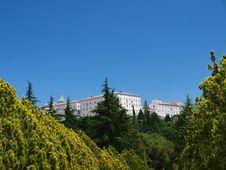 Free Benedictine Monastery, Monte Cassino, Italy Stock Photos - 19843833