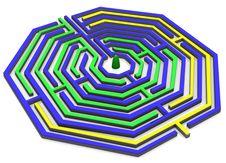 Free Maze Stock Images - 19843894