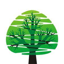 Free Green Tree Stock Photos - 19844023