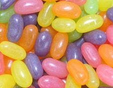 Free Jelly Beans Stock Images - 19845694