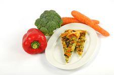 Free Vegetable Pie Stock Photography - 19846542
