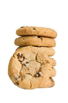 Free Stack Of Cookies Royalty Free Stock Photo - 19846875