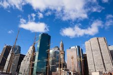 Free New York City Skyline Royalty Free Stock Photos - 19847088