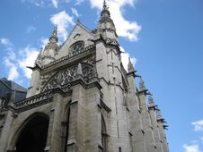 Free Church In Paris Royalty Free Stock Photography - 19847267