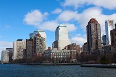 Free New York City Skyline Stock Photography - 19847402