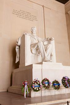 Free Lincoln Memorial In Washington DC Stock Photos - 19847533