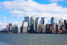 Free New York City Skyline Stock Photography - 19847942