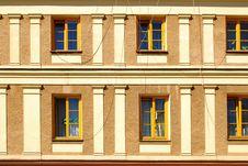 Free Modern Building Royalty Free Stock Photo - 19848485