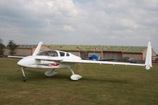 Free Canard 4 Seater Aircraft Stock Image - 19849331
