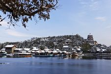 Free The Summer Palace,China Royalty Free Stock Images - 19849599