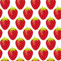 Free Strawberry Repeatable Seamless Pattern Royalty Free Stock Photography - 19851427