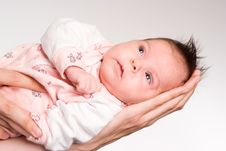 Free Mom And Baby Stock Image - 19850001