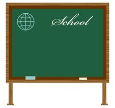 Free Blackboard Royalty Free Stock Photo - 19850225