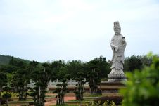 Free Guan Yin Royalty Free Stock Photos - 19850358
