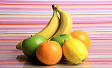 Free Colourful Fruit Royalty Free Stock Photos - 19850998