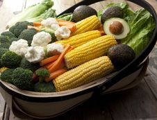 Free Vegetable Harvest Stock Photos - 19851313