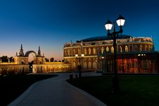 Free Architecture Of Tsaritsynsky Park In Moscow Royalty Free Stock Images - 19852529
