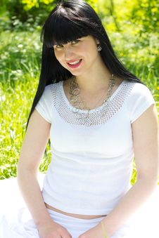 Free Beautiful Woman Outdoor Stock Photography - 19852602