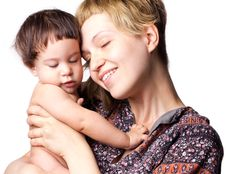 Free Mother With Son Royalty Free Stock Images - 19852619