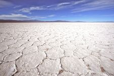 Andes Salt Lake Stock Images