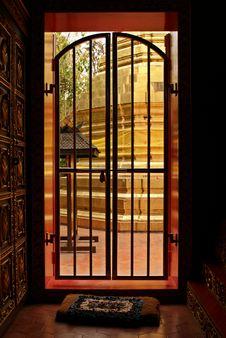 Free Exit Way Stock Image - 19854701