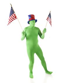 Free Green Morph Patriot Royalty Free Stock Photos - 19854708