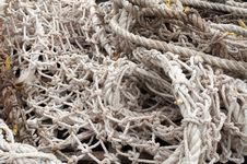 Free Fishing Net Royalty Free Stock Photography - 19854877