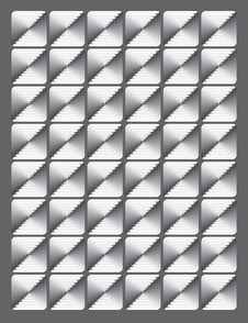 Free Seamless Gray Pattern Royalty Free Stock Images - 19855149