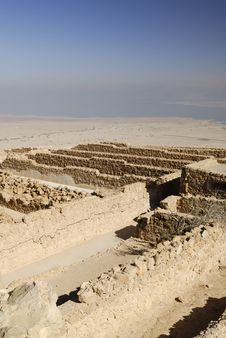Free Masada, Israel Royalty Free Stock Photography - 19855217